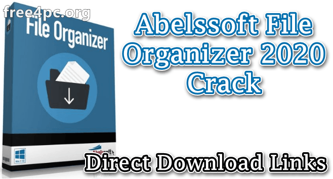 Abelssoft File Organizer 2020 Crack