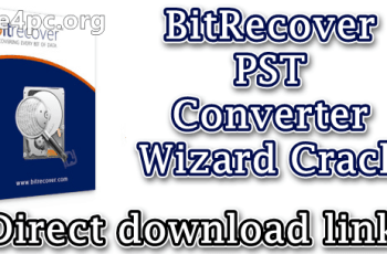 BitRecover PST Converter Wizard Crack