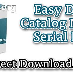 Easy Disk Catalog Maker Serial Key