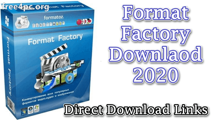 Format Factory Downlaod