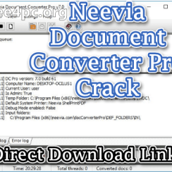 Neevia Document Converter Pro Crack