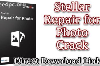 Stellar Repair for Photo Crack