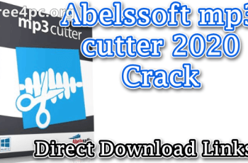 Abelssoft mp3 cutter 2020 Crack