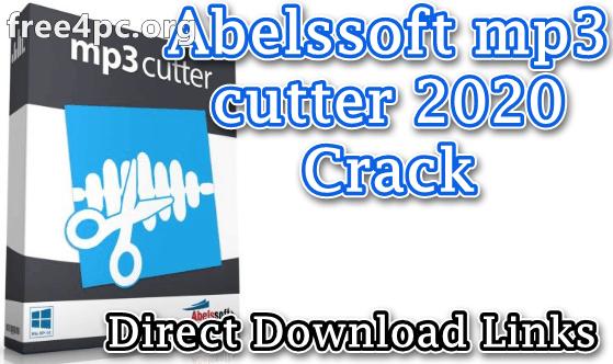 Abelssoft mp3 cutter 2020 Crack