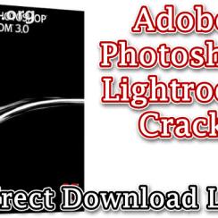 Adobe Photoshop Lightroom Crack