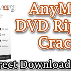 AnyMP4 DVD Ripper Crack