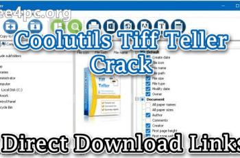 Coolutils Tiff Teller Crack