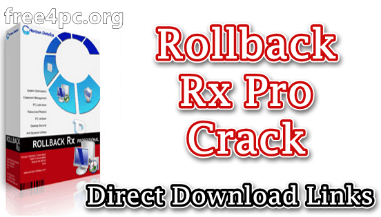 Rollback Rx Pro Crack