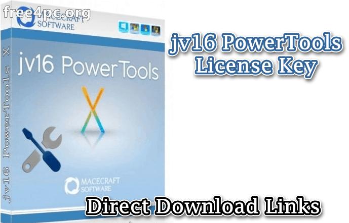 jv16 PowerTools License Key