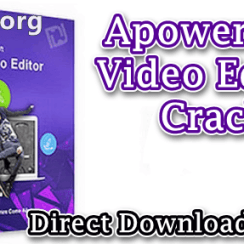 Apowersoft Video Editor Crack