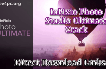 InPixio Photo Studio Ultimate Crack