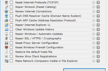 Complete Internet Repair Full Version