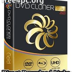 DVD-Cloner Gold 2020 Crack