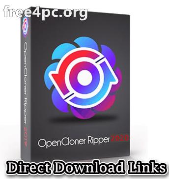 OpenCloner Ripper 2020 Crack