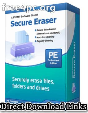 Secure Eraser Professional Crack