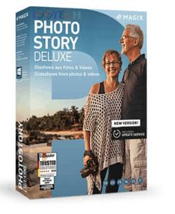 MAGIX Photostory 2021 Deluxe Crack