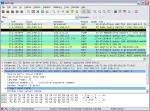 網路流量監測軟體 Wireshark封包內容分析