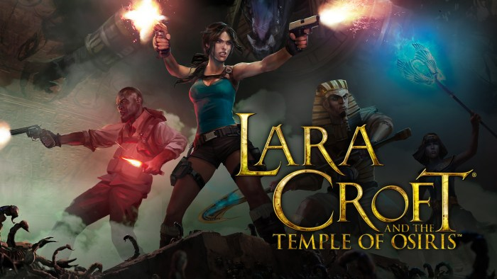 古墓奇兵免費遊戲下載 Tomb Raider & Lara Croft and the Temple of Osiris