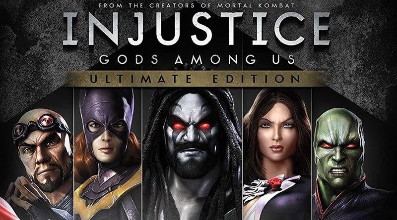 限時免費遊戲 超級英雄:武力對決 Injustice: Gods Among Us Ultimate Edition 下載