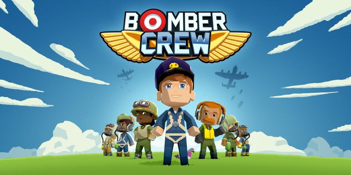 [限時免費]Bomber Crew 模擬轟炸機小隊(轟炸小組) 訓練您的機組人員讓任務順利完成