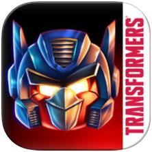 Angry Birds Transformers - 憤怒鳥變形金剛正式上架