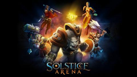英雄聯盟手機版下載 Solstice Arena