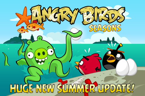 Angry Birds Seasons 下載 – iOS版限時免費唷