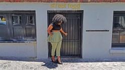 Makoti Trouser with reversable wrap