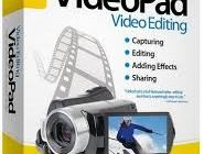 VideoPad Video Editor 8.96 Beta Crack + License Key Free Download