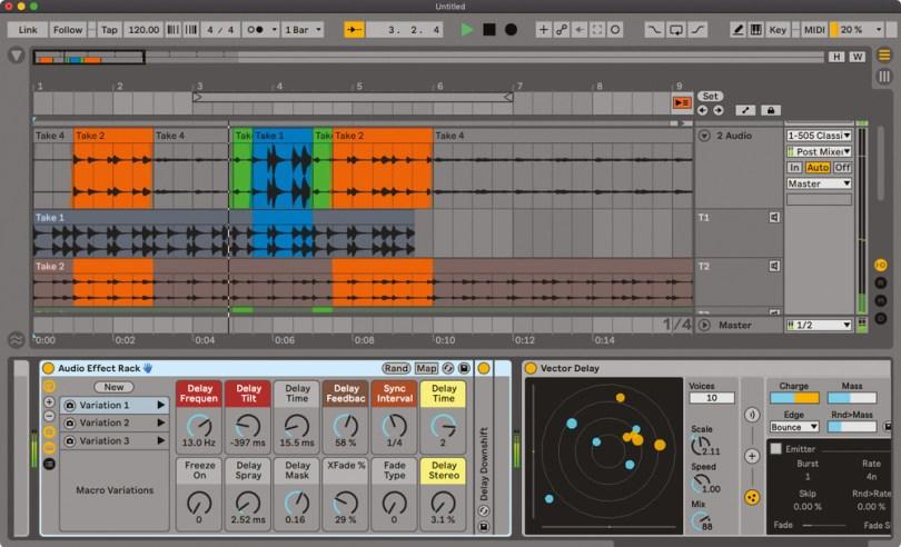 Ableton Live 11.0.2 Crack + Keygen & Torrent 2021 Download [ UPDATED ]
