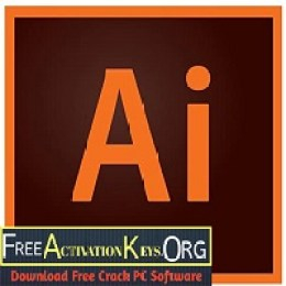 Adobe Illustrator CC 25.4.1.498 Crack Plus Serial Key Free Download