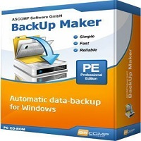 BackUp Maker Professional Crack v7.5 With Product Key Free Download 2021 [ Latest ]