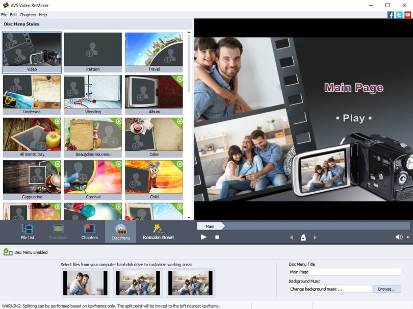 AVS Video ReMaker Crack With Activation Key 2021 Free Download [ Latest ]