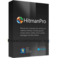 HitmanPro 3.8.20 Crack Plus Activation Key Free Download 2021 [ LATEST ]