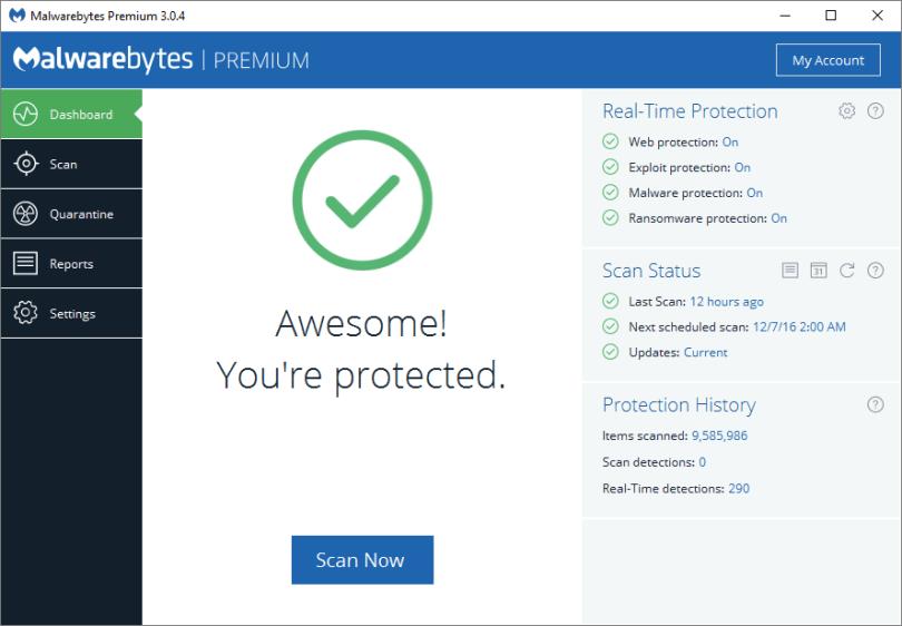 Malwarebytes Premium 4.3.0.216 Crack + License Key 2021 Download [ LATEST ]