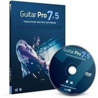 Guitar Pro 7.5.5 Crack Plus License Key 2021 Download