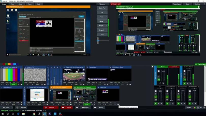 vMix Pro 24.0.0.62 Crack Plus Registration Key 2021 Download