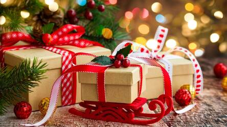 Christmas Gifts Hd Wallpapers New Tab Themes Hd Wallpapers Backgrounds