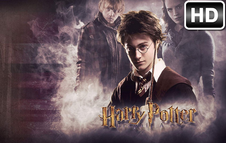 Harry Potter Wallpapers HD New Tab Themes Free Addons