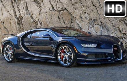 Bugatti Sports Cars HD Wallpapers For New Tab Free Addons