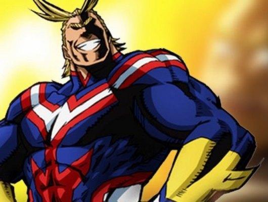 Boku No Hero Academia Best Hero All Might The Symbol Of