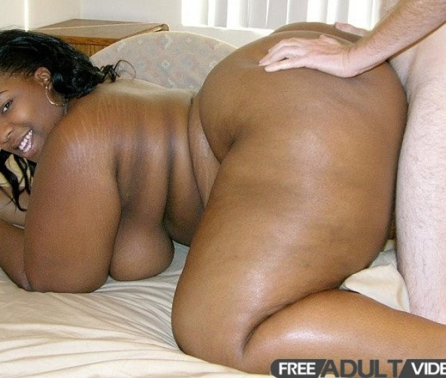 Plumperpass Com Mo Big Black Booty Bangin Crystal Clear  African American