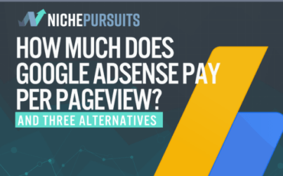 how much does google adsense pay per pageview and three good alternatives - How Much Does Google Adsense Pay Per Pageview? (And Three Good Alternatives)
