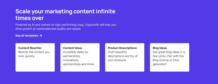 we tested copysmith ai to see how good it is at creating longform content 1 - We Tested Copysmith.ai To See How Good It Is At Creating Longform Content