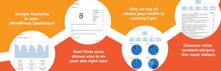 13 best google analytics plugins for wordpress get set up faster and easier 4 - 13 BEST Google Analytics Plugins for WordPress: Get Set Up Faster And Easier
