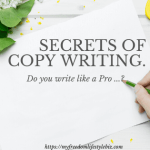 secrets of copywriting learn copywriting like the pros best 6 tips on how to use words that sell and convert your products faster than ever - Secrets of Copywriting. Learn Copywriting like the Pros. Best 6 tips on how to use words that sell and convert your products faster than ever.