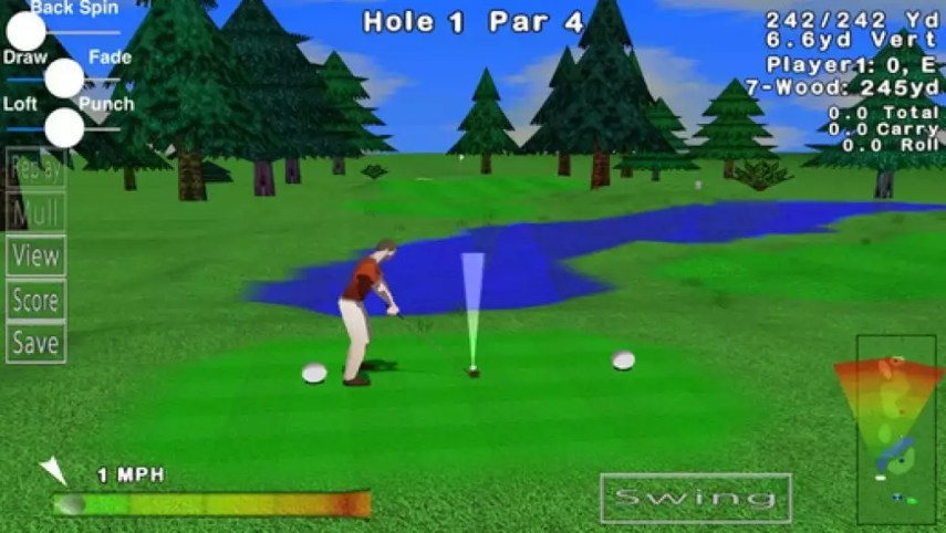 13 Best Golf Game Apps for iPhone   Android   Free apps for android     GL GOLf lite GL GOLf lite