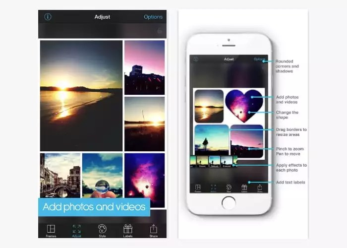 Best Free Photo Frame Apps For Iphone | pixels1st.com