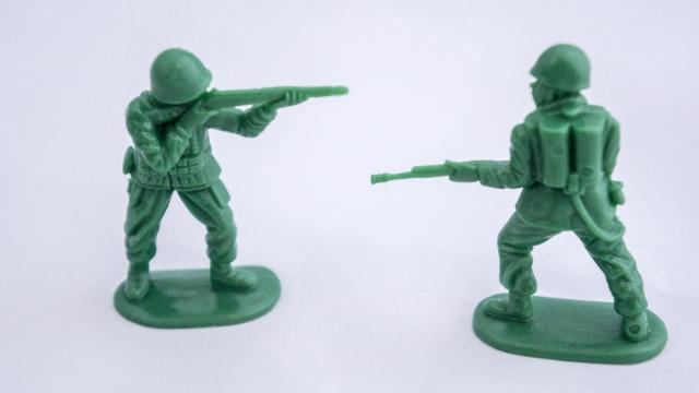 オオフミさんのフランス外人部隊