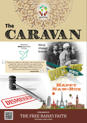 Image result for The Caravan, Volume 2, Edition 1